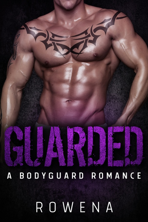 Guarded book cover
