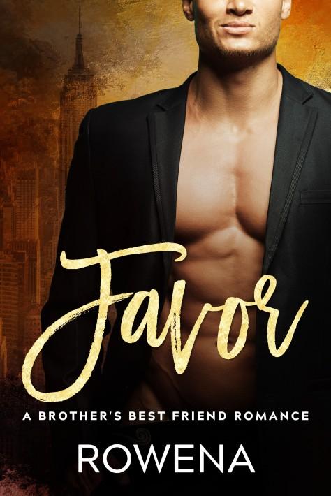 Favor book cover